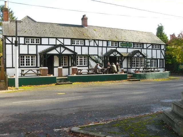 Houghton - The Boot Public House