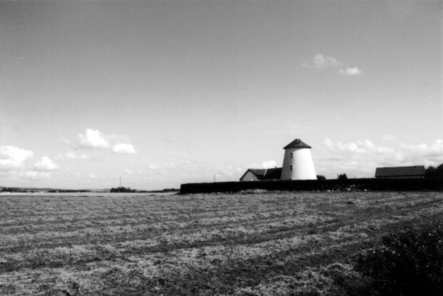Bickerstaffe Windmill
