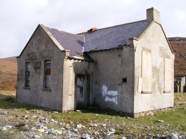 Thorr National School - Meencorwick Townland