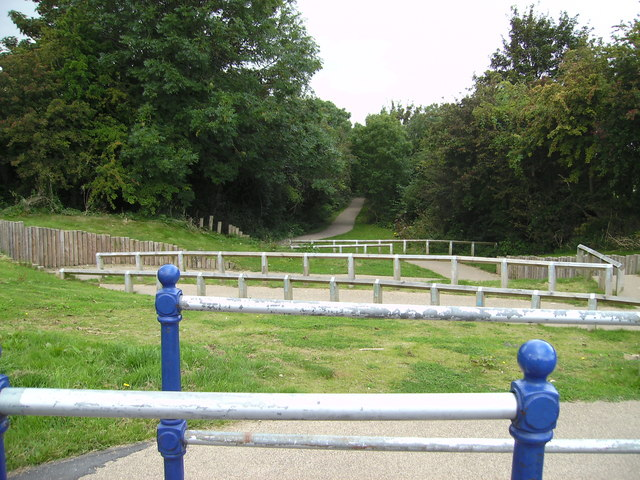 Handrail way