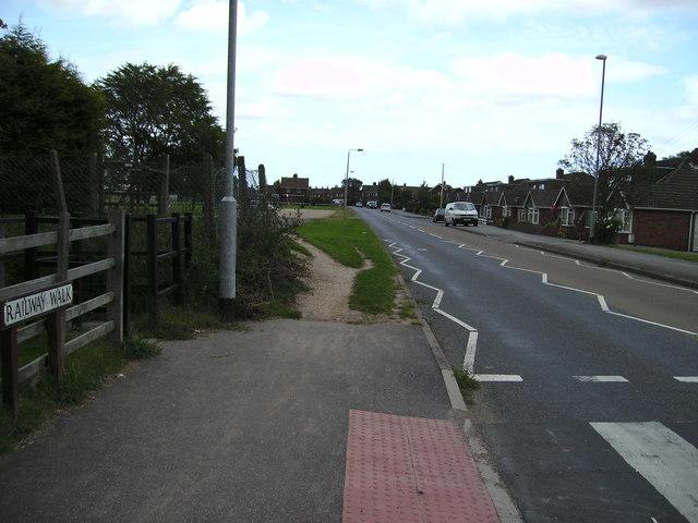 Wood Lane, Louth