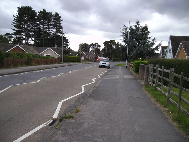 Wood Lane, Louth