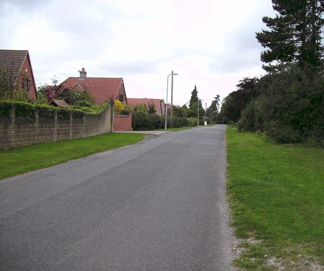 Stewton Lane, Louth