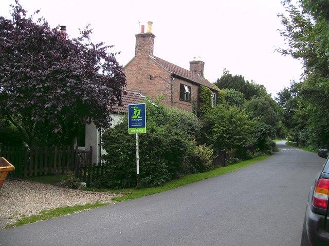 House for sale, Stewton Lane.
