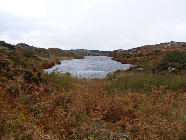 Lough Achuller - Roshin Acres and Cruickaghmore Townlands