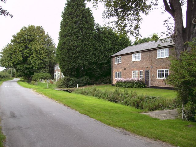 Large Houses, Stewton Lane.