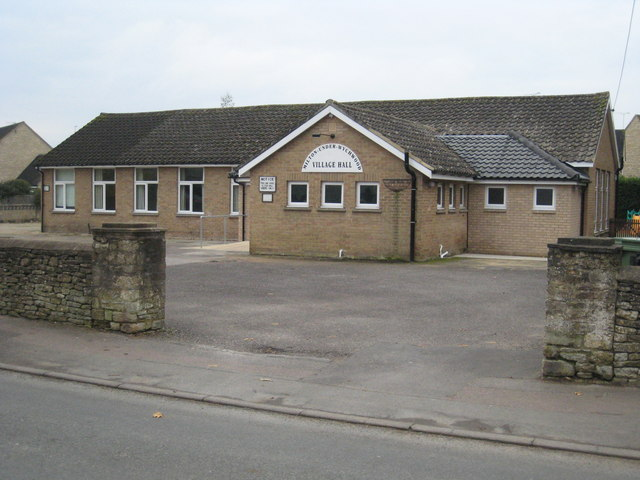 Milton Under Wychwood village hall