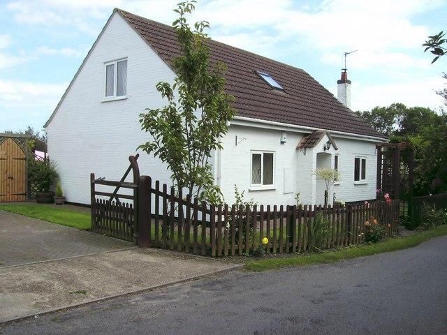 White Cottage, Church Lane.