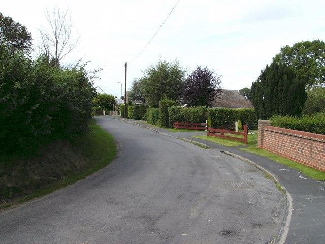 Church Lane, Legbourne