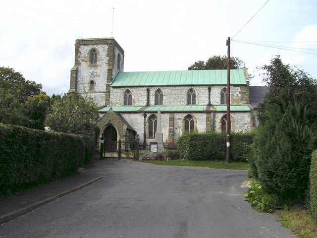 All Saints Church, Legbourne