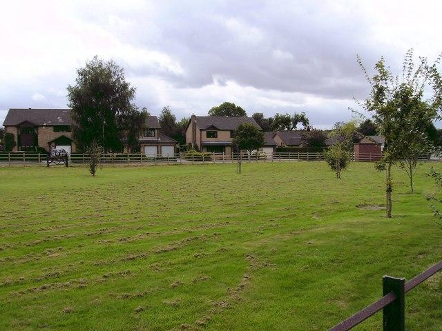 Legbourne village green