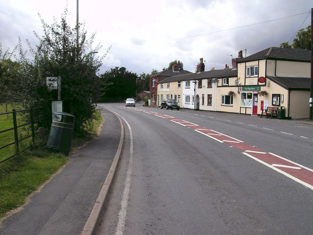 Legbourne village centre