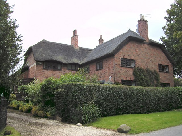 Thatched House, Mill Lane