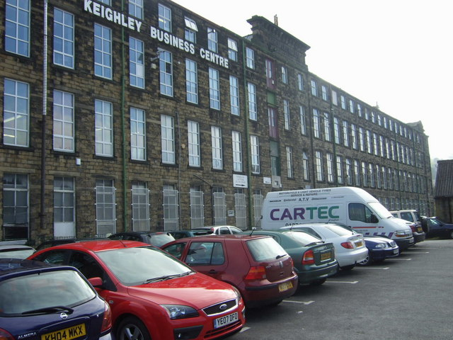 Keighley Business Centre