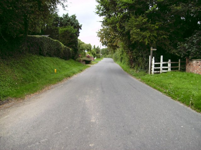 Top Road, Little Cawthorpe