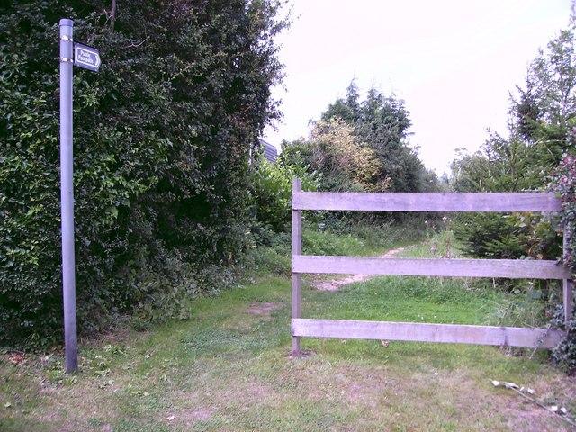 Footpath to Kenwick Park