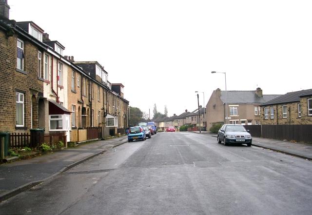 Sheridan Street - Wakefield Road