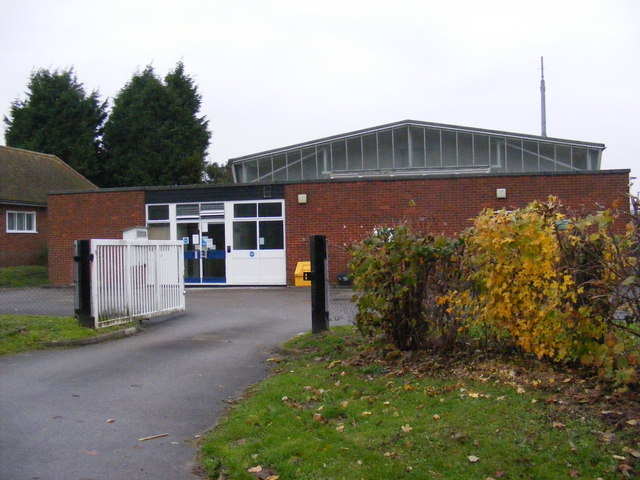 Wickham Market Telephone Exchange