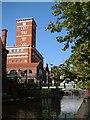 SP0686 : Brindley Wharf, Birmingham by Graham Taylor