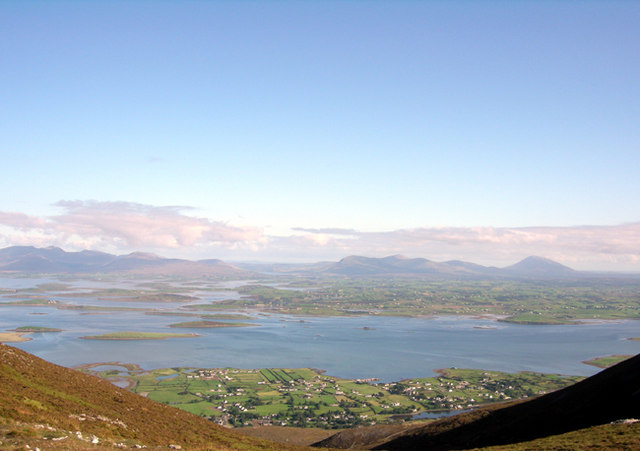 Murrisk and Clew Bay