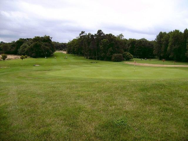 Kenwick Park Golf Course.