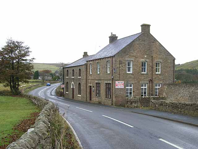 Former Methodist Chapel, Wearhead