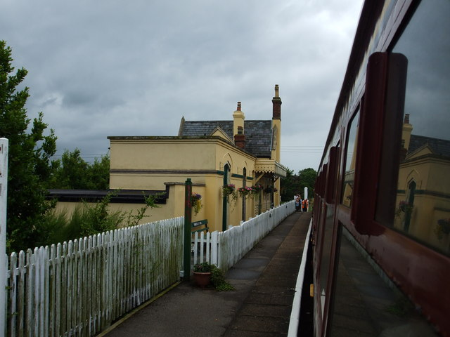 Kimberley park station