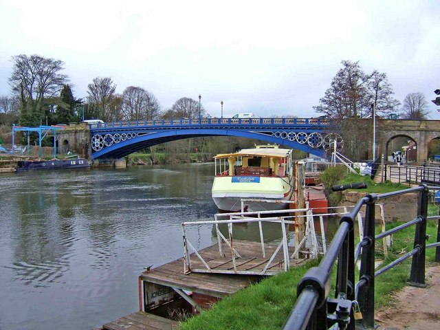 Stourport Bridge Stourport-on-Severn