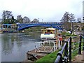SO8071 : Stourport Bridge Stourport-on-Severn by P L Chadwick