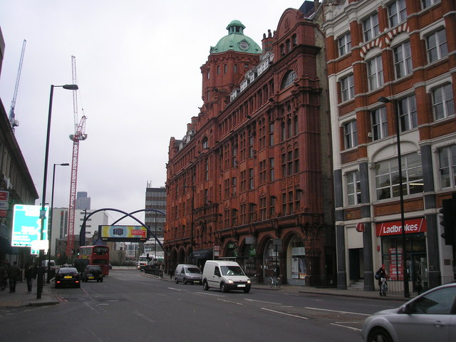 Leysian Mission building, City Road, London