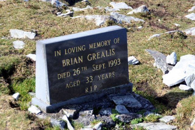 Private memorial