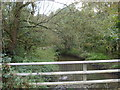SO8687 : Smestow Brook Bridge by Gordon Griffiths