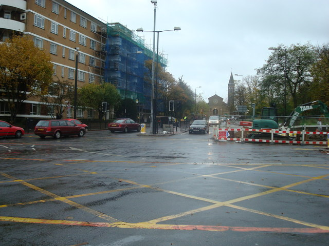 Christchurch Road, London SW2 (South Circular)