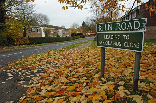 Kiln Road, Crawley Down