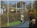 NS1969 : Train leaving Wemyss Bay by Thomas Nugent