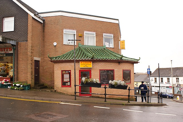 Chinese Restaurant, Cinderford, Forest of Dean