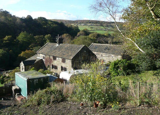 Higher Clough Foot, Cragg Road B6138, Mytholmroyd