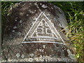 ST7367 : Gravestone, Lansdown Cemetery by Jodie Robson