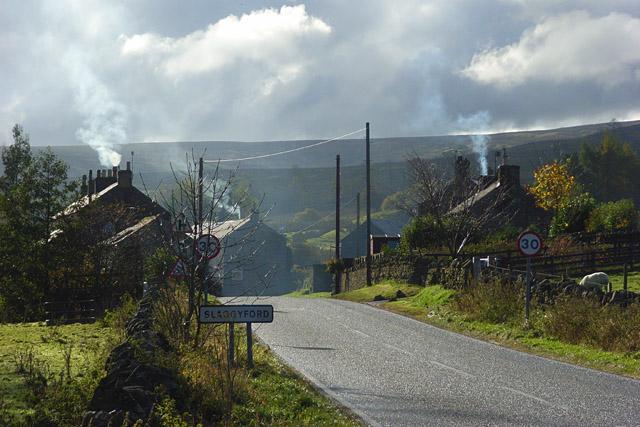 Slaggyford