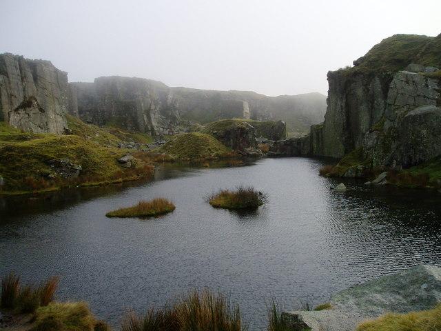 Foggintor Quarry 169 Katie Elliman Geograph Britain And