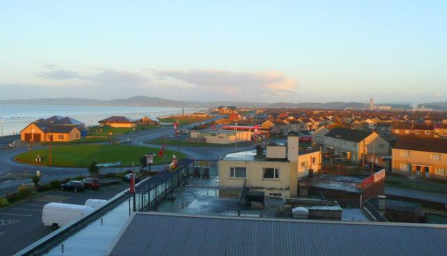Housing estates of Aberavon