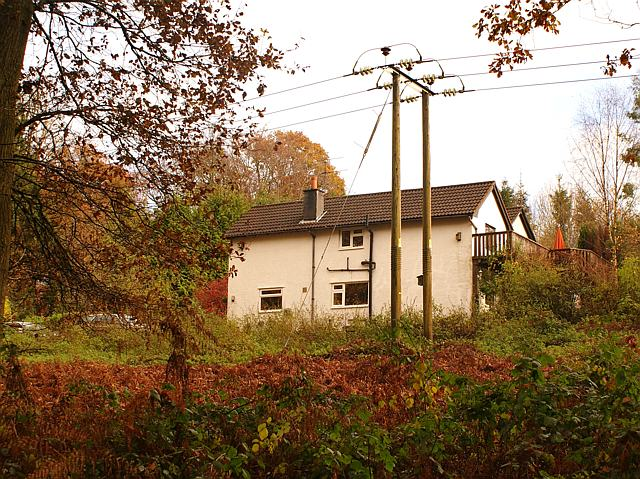 House on Bradley Hill, Soudley, Forest of Dean