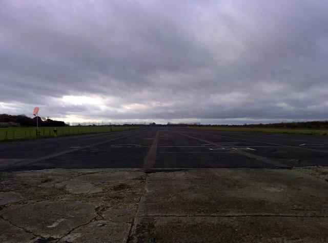 Landing Strip, nr Tingewick