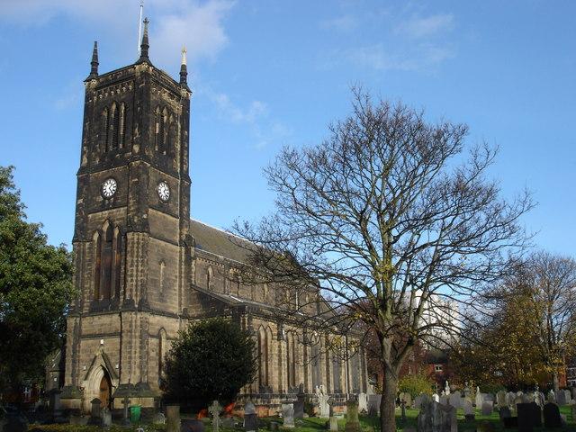Holy Trinity, Lenton