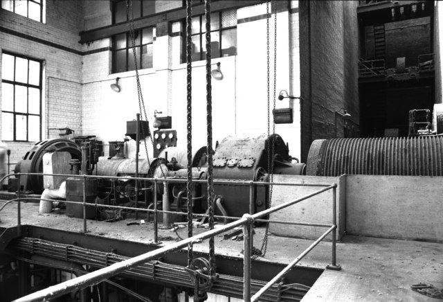 Steam turbine, Elk Mill