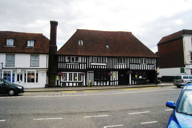 Wealden Hall House, High Street, Tenterden, Kent