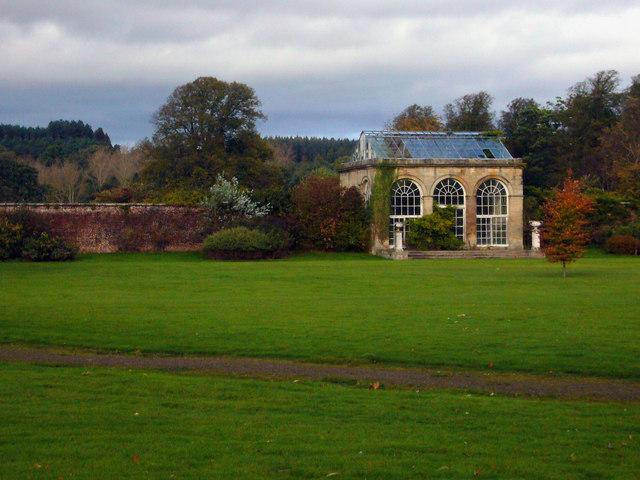 Orangery, Bywell Hall