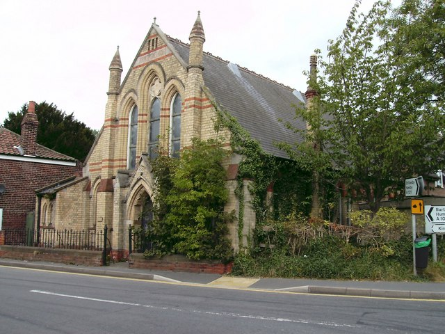 Primitive Methodist Chapel, Ulceby