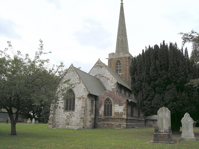 St Nicholas Church, Ulceby