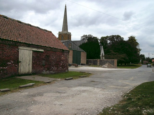 Church Lane & Manor House Farm, Ulceby